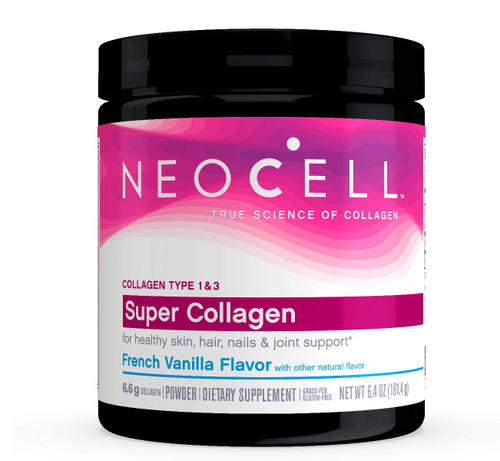 Neocell Super Collagen (French Vanilla) - 181g