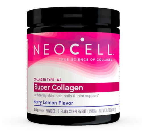 Neocell Super Collagen (Berry Lemon) - 190g