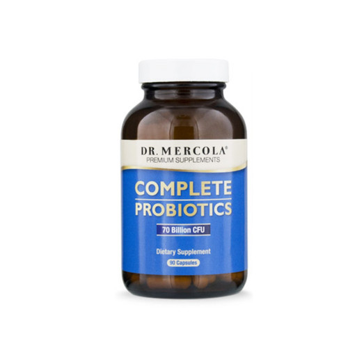 Dr Mercola Complete Probiotics (70 Billion CFU) - 90 capsules