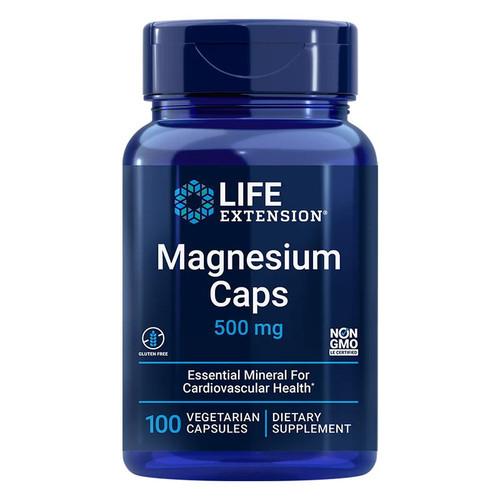 Life Extension Magnesium 500mg - 100 capsules