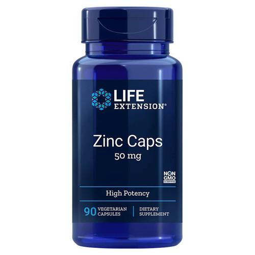Life Extension Zinc - 90 capsules