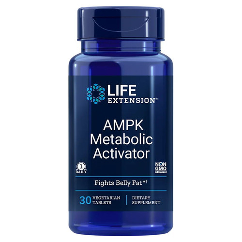 Life Extension AMPK Metabolic Activator - 30 tablets