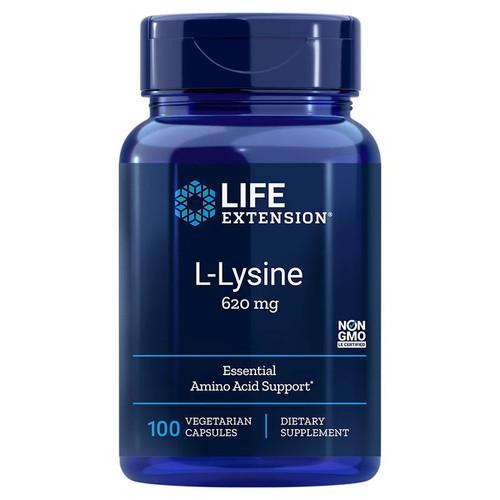 Life Extension L-Lysine - 100 capsules