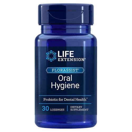 Life Extension FLORASSIST Oral Hygiene - 30 lozenges