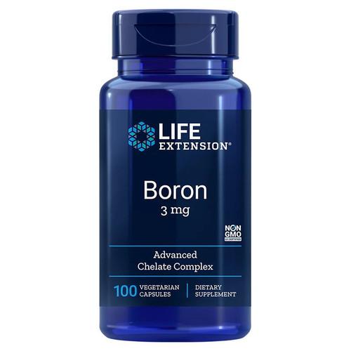 Life Extension Boron - 100 capsules