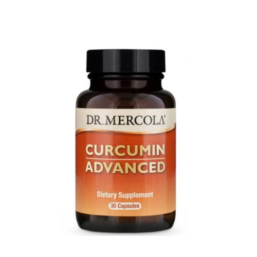 Dr Mercola Curcumin Advanced 500mg - 30 capsules