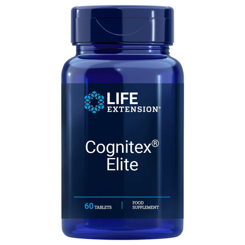 Life Extension Cognitex Elite - 60 tablets