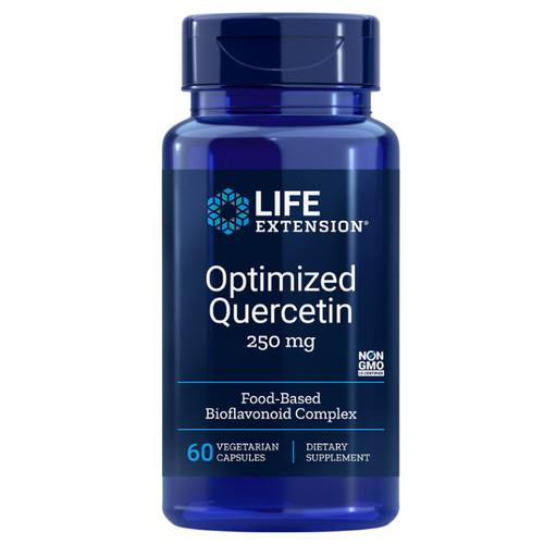 Life Extension Optimised Quercetin - 60 capsules