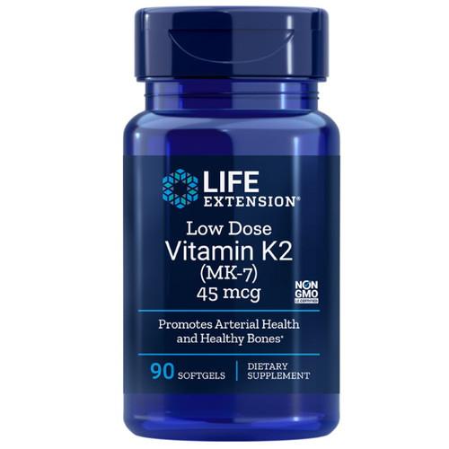 Life Extension Low Dose K2 - 90 softgels