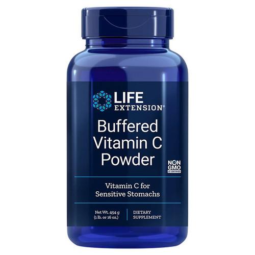 Life Extension Buffered Vitamin C Powder - 454g