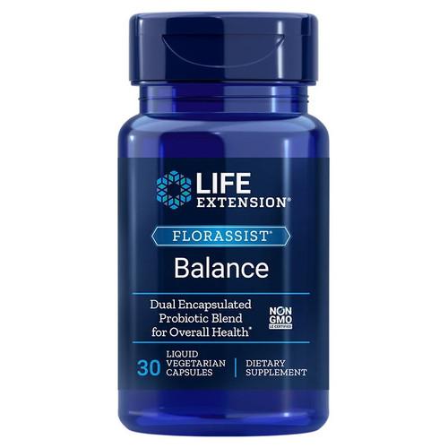 Life Extension FLORASSIST Balance - 30 capsules