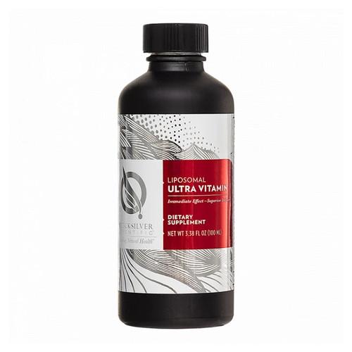Quicksilver Scientific Liposomal Ultra Vitamin - 100ml