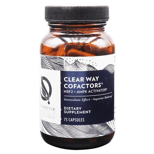 Quicksilver Scientific Clear Way Cofactors - 75 capsules