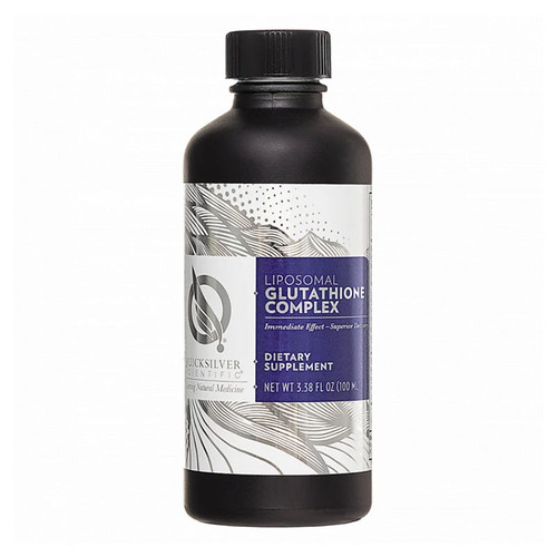 Quicksilver Scientific Liposomal Glutathione Complex - 100ml