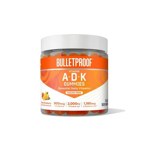 Bulletproof Vitamin A+D+K Gummies - 60 gummies