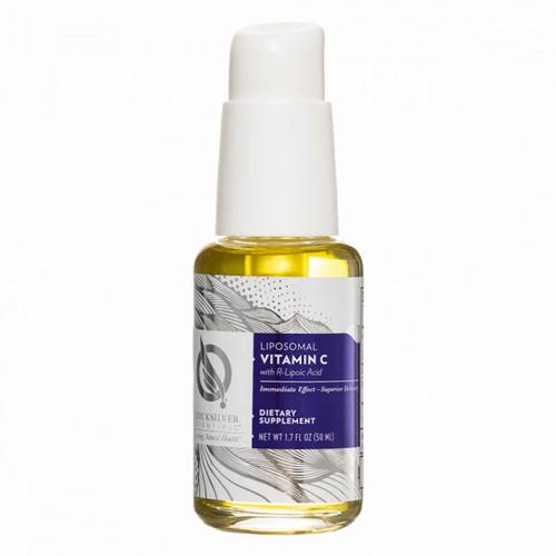 Quicksilver Scientific Liposomal Vitamin C with R-Lipoic Acid - 50ml