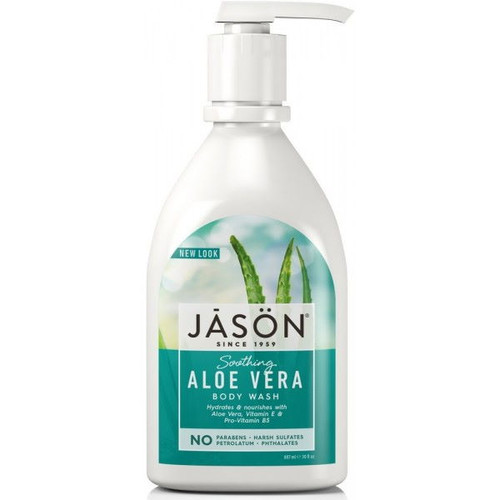JĀSÖN Soothing Aloe Vera Body Wash - 887ml