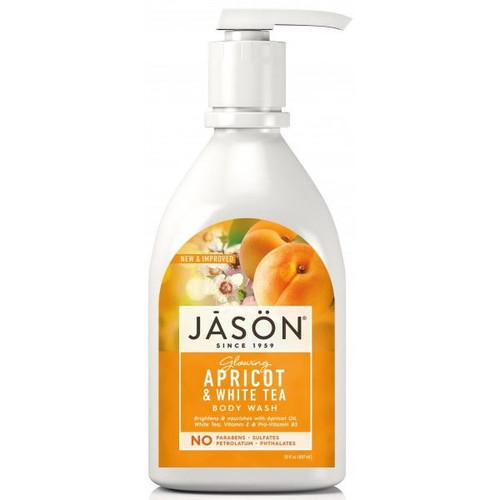 JĀSÖN Glowing Apricot & White Tea Body Wash - 887ml
