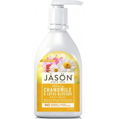 JĀSÖN Relaxing Chamomile & Lotus Blossom Body Wash - 887ml