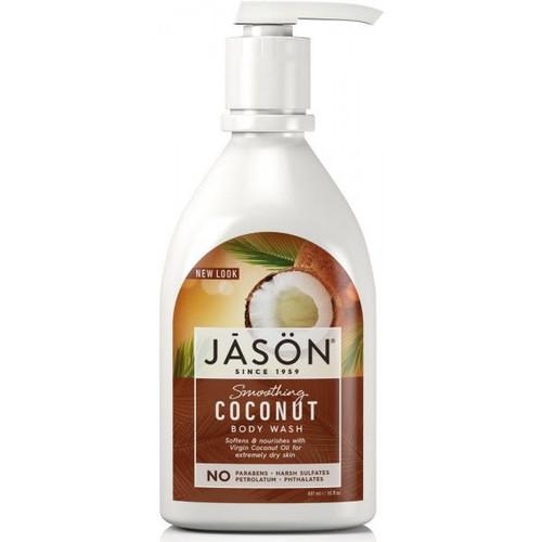 JĀSÖN Smoothing Coconut Body Wash - 887ml
