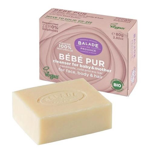 Balade En Provence Pure Baby Body Soap Bar - 80g