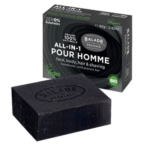 Balade En Provence Men's All-In-1 Soap Bar - 80g