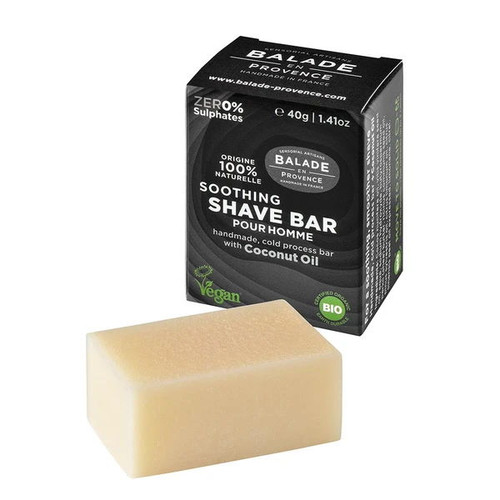 Balade En Provence Men's Soothing Shave Bar - 40g