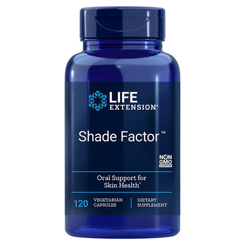 Life Extension Shade Factor - 120 capsules