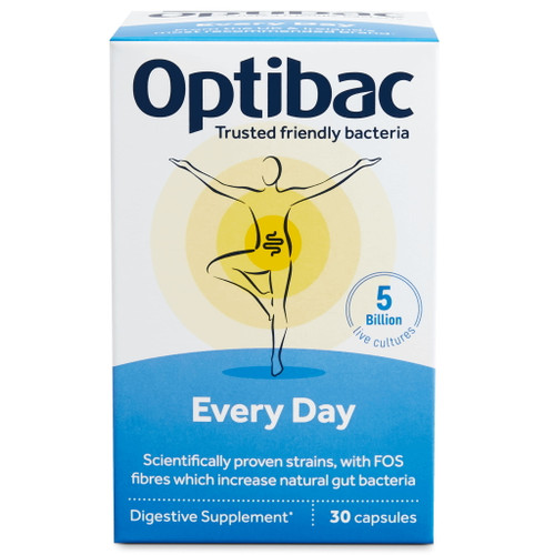Optibac Every Day - 30 capsules