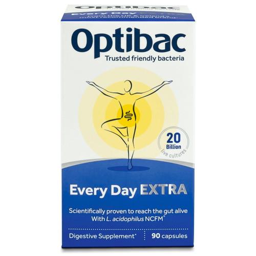 Optibac Every Day EXTRA - 90 capsules