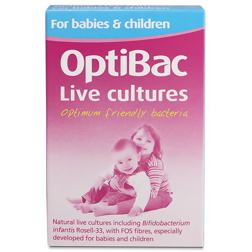 Optibac For Babies and Children - 10 sachets