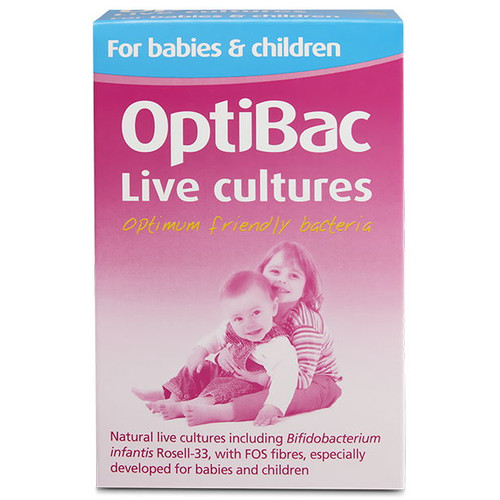 Optibac For Babies and Children - 30 sachets