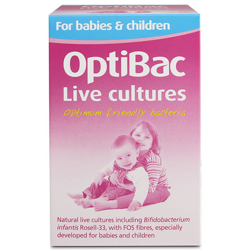 Optibac For Babies and Children - 90 sachets