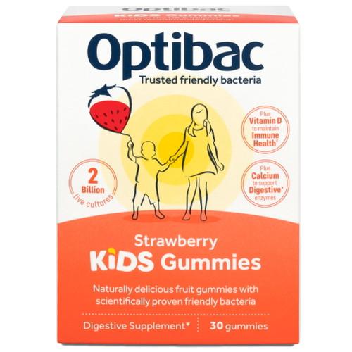 Optibac Kids Gummies - 30 gummies