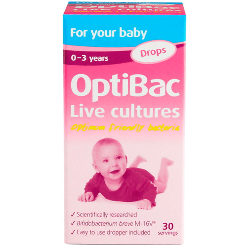 Optibac For Your Baby - 10ml