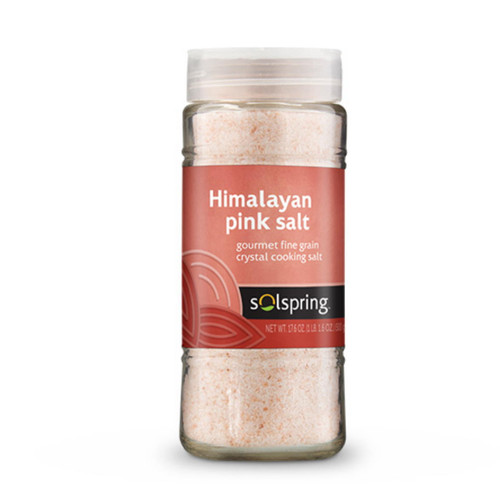 Dr Mercola Solspring Himalayan Cooking Salt - 500g