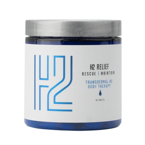 Drink HRW H2 Relief Bath Tablets - 60 tablets