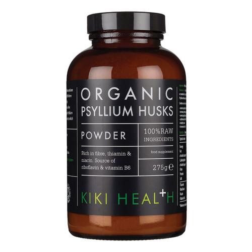Kiki Health Organic Psyllium Husks - 275g