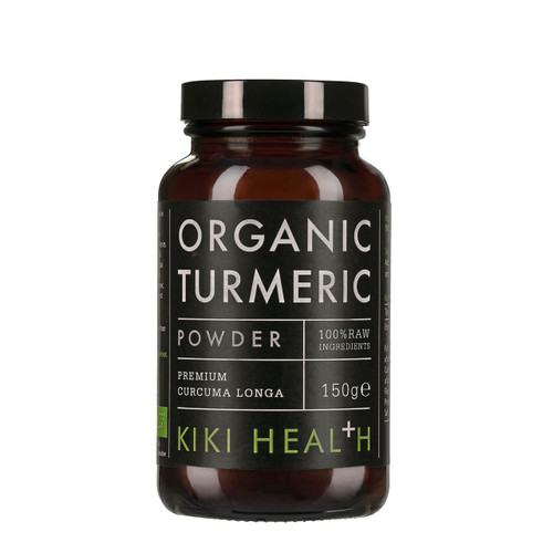 Kiki Health Organic Turmeric Powder - 150g