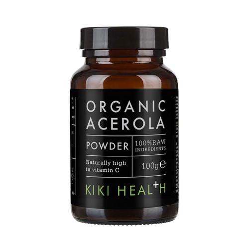 Kiki Health Organic Acerola Powder - 100g