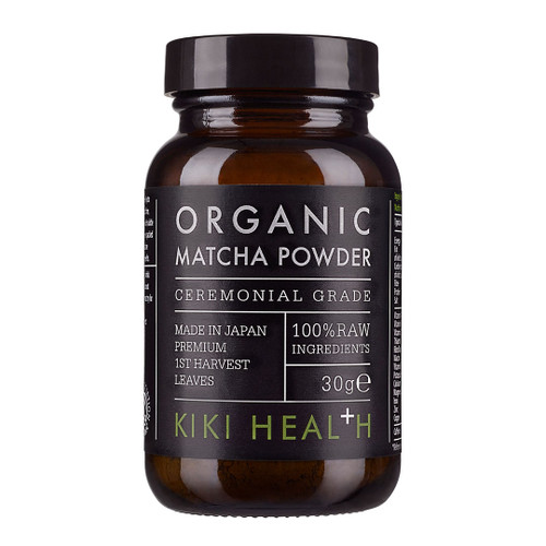 Kiki Health Organic Matcha Powder - 30g
