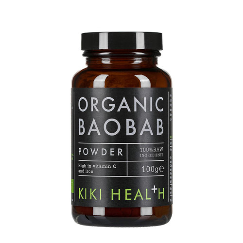 Kiki Health Organic Baobab Powder - 100g