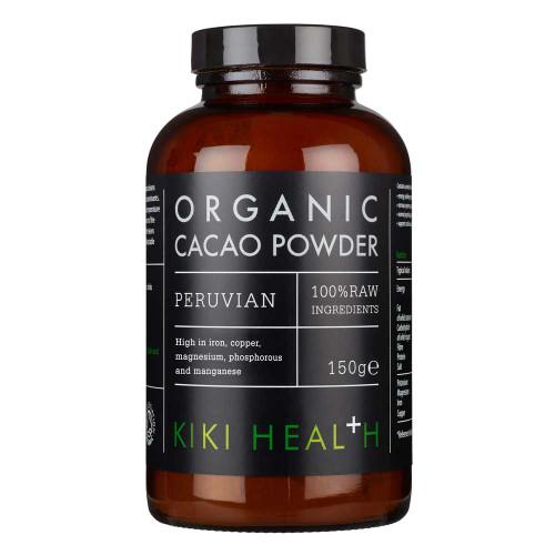 Kiki Health Organic Cacao Powder - 150g