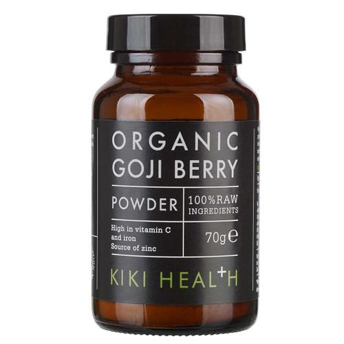 Kiki Health Organic Goji Berry Powder - 70g