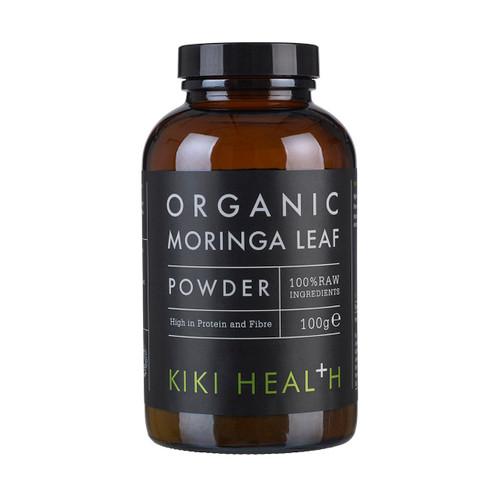 Kiki Health Organic Moringa Powder - 100g