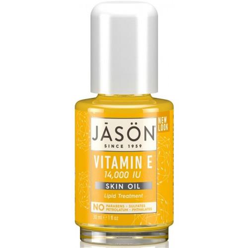 JĀSÖN Lipid Treatment Vitamin E 14,000IU Oil - 30ml