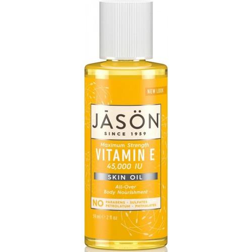 JĀSÖN Maximum Strength Vitamin E 45,000IU Oil - 59ml