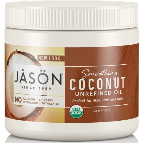 JĀSÖN Smoothing Coconut Hair, Skin and Nails Oil - 443ml