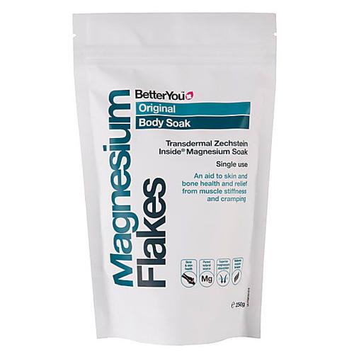 BetterYou Magnesium Bath Flakes - 250g