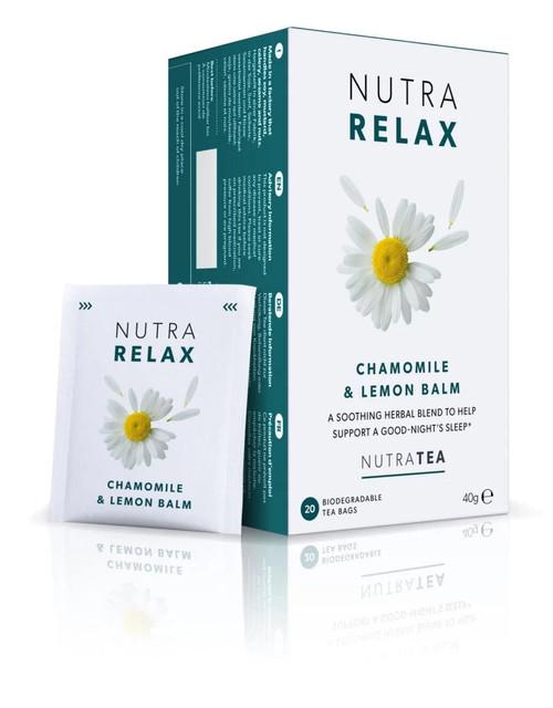 Nutra Tea NutraRelax - 20 teabags